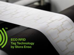 中国知名女装品牌率先应用斯道拉恩索ECO RFID标签技术