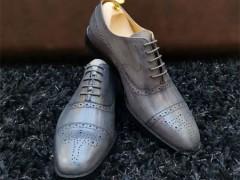 量脚定制 好的皮鞋才能带你去好的地方
