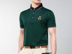袋鼠POLO衫独领时尚新风向 成功男士的标配