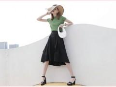 JMSO夏日里的惬意时光 度假感的法式时装