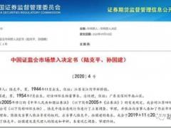 江苏阳光集团总负债101亿,被终生禁入资本市场!