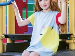 彩虹六月 小猪班纳儿童服装给你的小宝贝穿上五彩的新衣