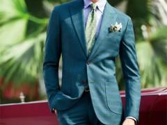 富绅V定制 职场人应具备的西装穿搭 帅到炸裂