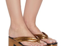 穿搭自由的穆勒鞋 让你清凉美丽一整夏