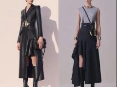 超越性别的硬朗着装 Alexander McQueen 2020早秋系列