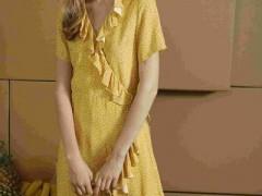 雅芙夏日里清凉又好看的裙装穿搭 穿出女神范