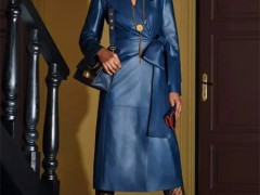 嘉禾利莎 :2020F/W 时尚色彩—深海蓝