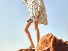 卡熙名品女装清新减龄的夏天穿搭 简洁甜美又防晒