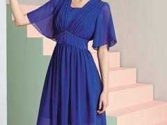 乔帛女装品牌 精致高雅的夏天流行穿搭示范