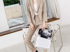 EMIVA艾蜜唯娅 驰骋职场女人的必须具备穿搭