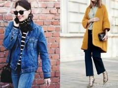 冬天牛仔外套如何搭配好看?