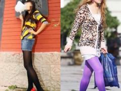 女生穿衣搭配错误例子,女生最土气的穿衣打扮