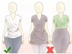 腰粗的女性如何穿衣搭配好看