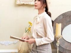 莉雅莉萨淑女风的服装搭配超美腻  多大年龄的女性都能穿