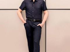 男人服装搭配不要太复杂 简洁商务风也可以非常帅气