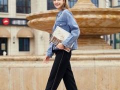 春美多假如你穿对了裤子 腿有1.8米长