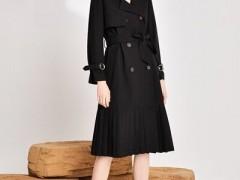 你即永恒简单帅气的风衣服装搭配 展示别具高雅的时髦女人的魅力