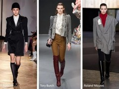 2020秋冬女士服装时尚趋势 复古时髦风潮第三燃起