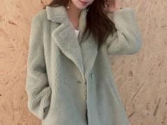 秋冬奢华保暖外套 女性的智慧与美丽也要被温顺呵护