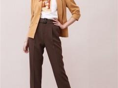 百图风韵女性的秋天西服搭配 个性时髦又显高级