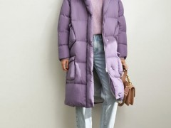 爱依莲羽绒棉服新产品来袭 让秋冬季节变得愈加温暖