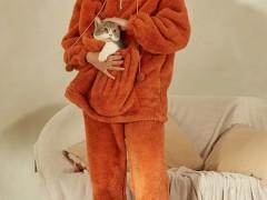 我宣布:我身上正式长出了猫 一团喵喵暖绒系列