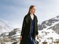 印象草原秋冬季节精致服装搭配 舒适又不失时髦感