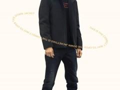 才子男士服装 秋冬季节羽绒棉服的正确打开方法
