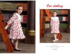 代理加盟快乐精灵儿童服装 与您一块铸造网络红人儿童服装店
