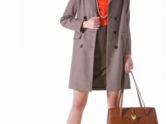 Vesper Lynd职场女性的秋冬季节简单高级服装搭配