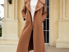 人人车茜妮时髦显风韵的秋冬季节服装搭配 典雅得体又高级