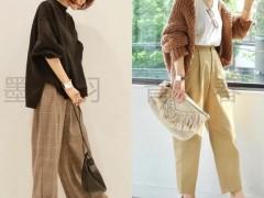 45岁女性穿什么款衣服减龄