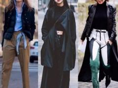 女孩子穿什么衣服比较酷?