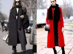 牢记围巾的颜色搭配原则, 就能时髦温暖一整个秋冬季节!