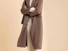 每依站冬天超级容易服装搭配 凸显休闲简单风韵