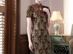 传承中华传统文化 唐雅阁与您游走古典旗袍之间