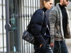 羽绒棉服,时髦又保暖的不二选择!