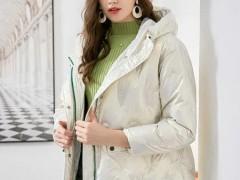 时髦服装搭配 小个子冬天棉服服装搭配 拒绝臃肿路人感!
