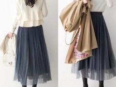 上班族女孩子冬季服装搭配法则