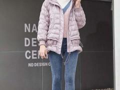 人人车茜妮:温顺保暖羽绒棉服 让这个冬天不再寒冷