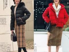 冬季穿裙子配什么外套?