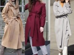 冬季大衣如何搭配有风韵?