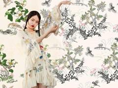 服饰设计趋势分析 2021中国风图案趋势剖析