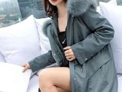 淘衣岛冬天臃肿显胖的棉服 照样能穿出时髦感