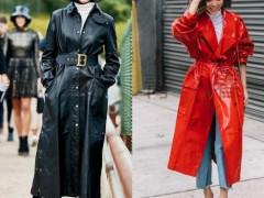 女性皮大衣长款如何搭配好看?