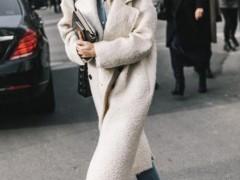 冬季短靴如何搭配大衣好看?