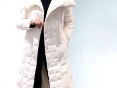 石库门冬季如此穿羽绒棉服 保暖又兼具时髦感