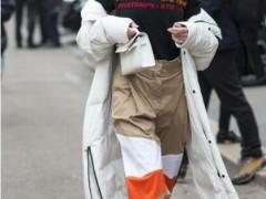 长款羽绒棉服如何搭配好看?