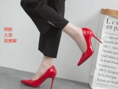 怎么样挑选适合的高跟鞋方法