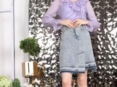 高雅了岁月的女士服装 莎斯莱思 叫你拥有万般风情